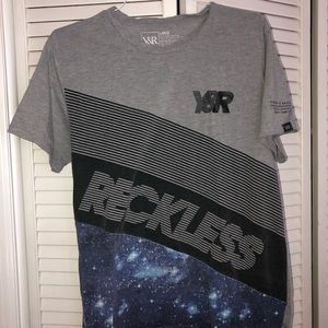 Young & Reckless Men's Large Graphic Tee